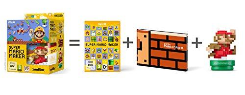Super Mario Maker + Amiibo 'Super Mario Bros' - Mario classique : rouge - édition limitée