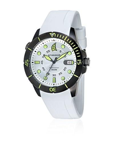 Spinnaker Reloj de cuarzo Helium Blanco 45  mm