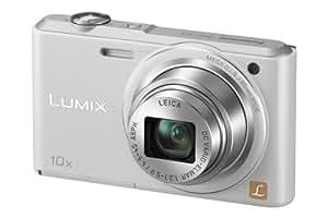"""Panasonic Lumix DMC-SZ3EF-W Appareil photo numérique Taille d'écran 2,7""""  (6,7) Zoom optique 10x Blanc"""