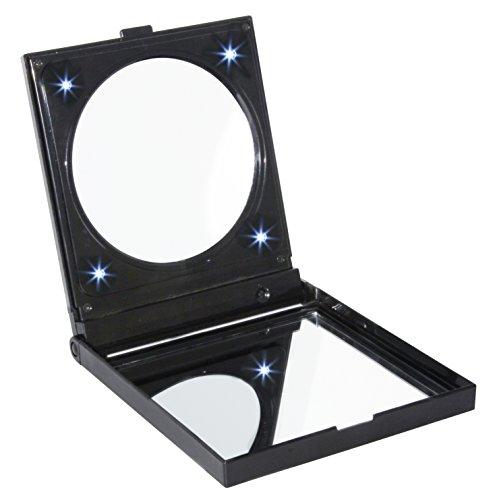 Miroir voyage miroir grossissant for Miroir pour sejour
