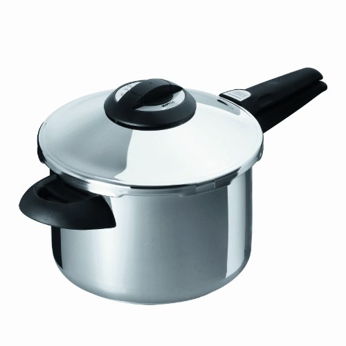 Kuhn Rikon Duromatic Top Pressure Cooker (22cm), 5.0 Litre