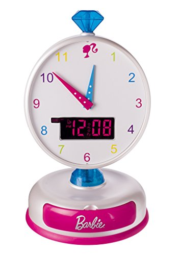 Clock Barbie