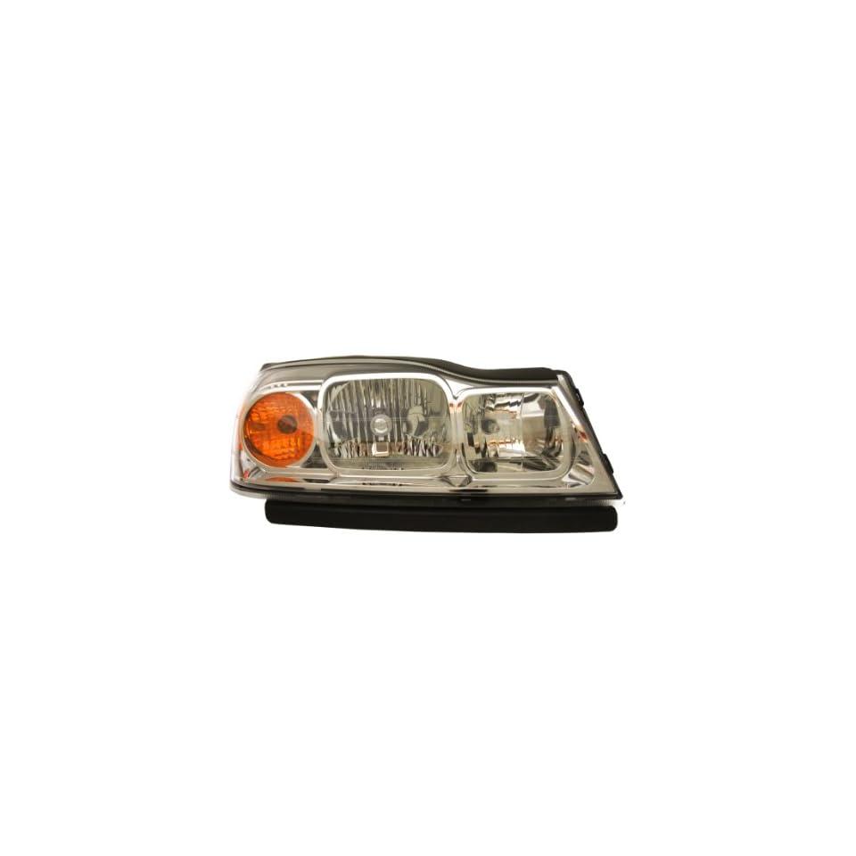 Genuine GM Parts 15877672 Passenger Side Headlight Lens/Housing