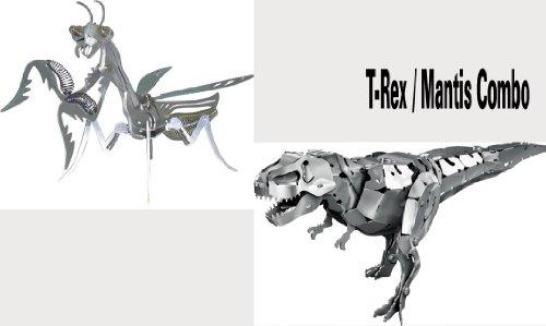 OWI-351/OWI-371 Mega Mantis & T-REX Aluminum Kit Combo