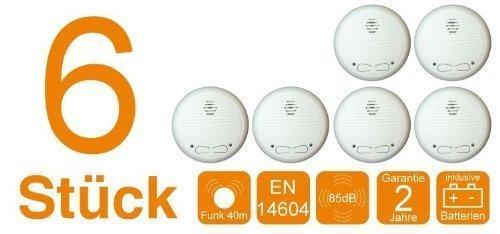 Get Cheap Wireless Smoke Alarm Detector FA20RF 2 Fire Alarms Set of ...
