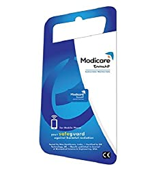 Modicare Envirochip Radiation Protection for Mobile Phone (Blue Color)