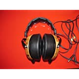 Audeze LCD2 in Bamboo, High Quality Planar Magnetic Headphone