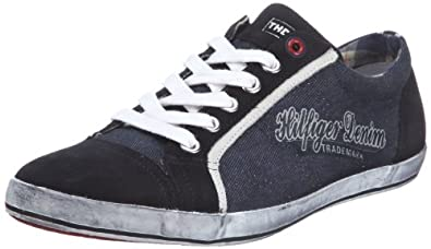 Hilfiger Denim SPENCER 9 B EM56813652, Herren Sneaker, Blau (CORE NAVY 475), EU 44