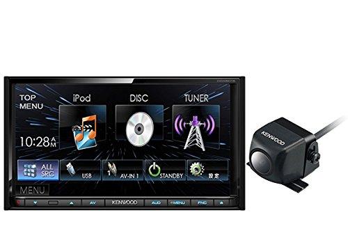 ●KENWOODケンウッド 7.0V型USB/CD/DVD再生対応DDX6015+CMOS-220バックカメラセット