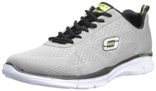 skechers-equalizer-quick-reaction-sneakers-basses-homme-gris-grau-lgbk-taille-43-eu