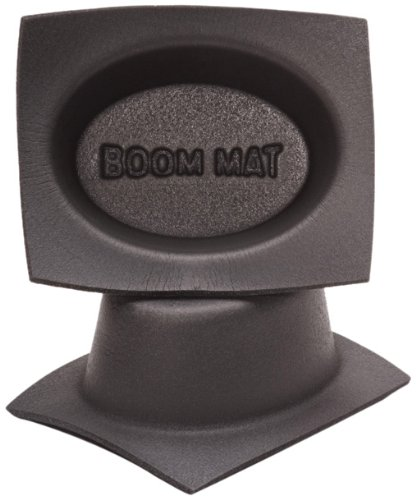 "DEI 050350 Boom Mat 4""x6"" Oval Speaker Baffle - Pack of 2"