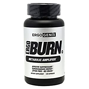 ErgoGenix ErgoBurn - 120 Capsules (new formula)