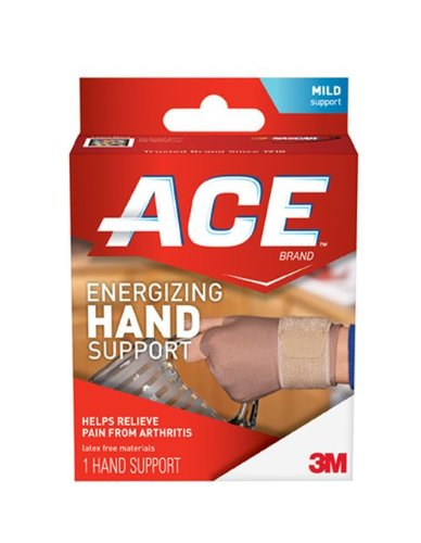 Ace Energizing Glove, Small/Medium (Ace Bandage Wrist compare prices)