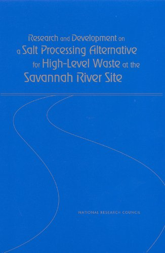 research-and-development-on-a-salt-processing-alternative-for-high-level-waste-at-the-savannah-river