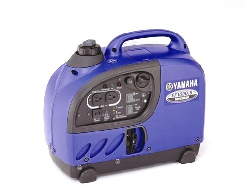 41a6%2B2%2BibrL. SL500  Yamaha EF1000iS 1,000 Watt 50cc OHV 4 Stroke Gas Powered Portable Inverter Generator (CARB Compliant)
