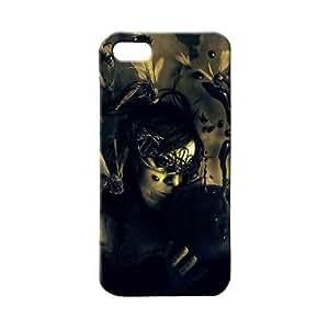 BLUEDIO Designer 3D Printed Back case cover for Apple Iphone 5 / 5S / SE - G4914