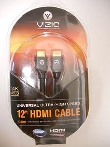 VIZIO VMAX1000-12 12ft Cable - HDMI Cable