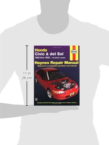 honda del sol repair manual pdf