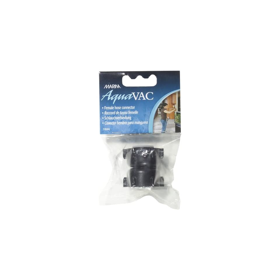 Marina Garden Hose Adapter for Marina AquaVac Pet