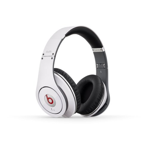 Beats Studio OverEar Headphone (White)