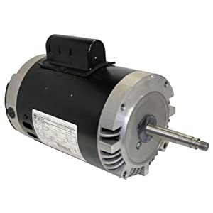 3 4hp 3450 rpm 115 230v 56cz letro pool cleaner motor for Ao smith replacement motors