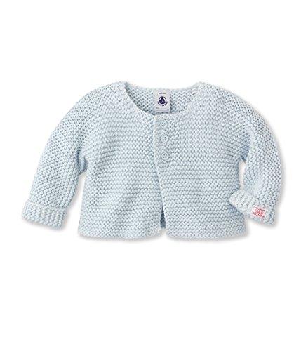 Petit Bateau Baby, Camicia Unisex-Bimbi, Bleu (Freshly), 6 Mesi