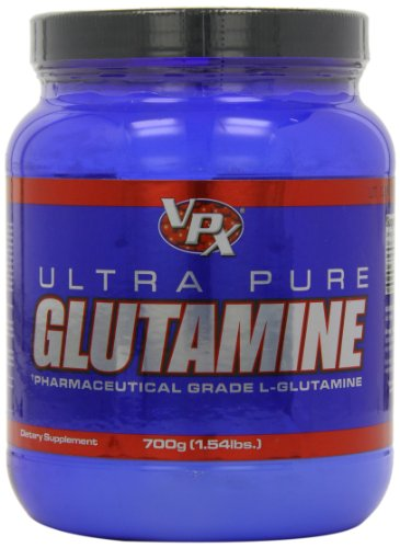 VPX Ultra Pure Glutamine 700 g Muscle Size and Recovery Drink Powder