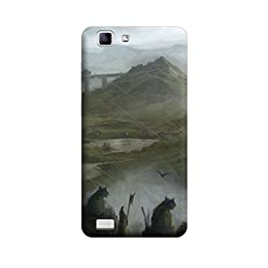 TransMute Premium Printed Back Case Cover With Full protection For Vivo X5 (Designer Case)