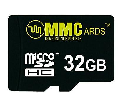 MMCards 32GB MicroSDHC Memory Card