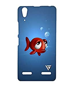 Vogueshell Nemo Cartoon Printed Symmetry PRO Series Hard Back Case for Lenovo A6000