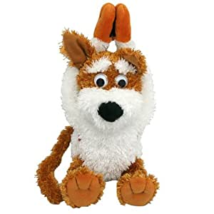 Tickle Buddies Dog Laughing Soft Toy