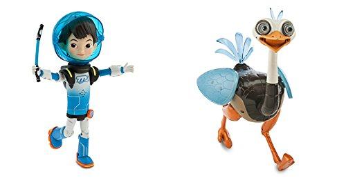 Disney Miles and Merc Talking Action Figure Set