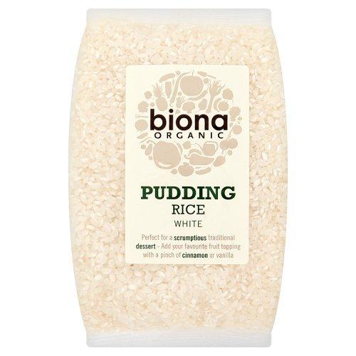 Biona Organic - Pudding White Rice - 500g (Rice Pudding compare prices)