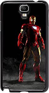 Dot Print Back Cover For Samsung Galaxy Note 3 Neo Iron Man Armor Printed Case