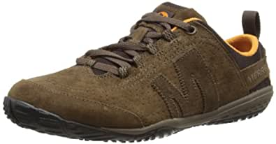 Merrell Barefoot Life Excursion Glove, Men's Trainers, Brown(Black Slate) J41127, 10 UK
