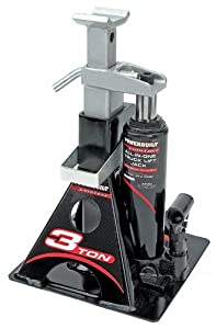 Powerbuilt 640912 All-In-One 3-Ton Bottle Jack with Jack Stand by Alltrade