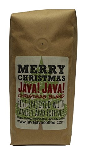Java! Java! Coffee Roasters Annual Holiday Blend Specialty Coffee - 1 Lb - Whole Bean