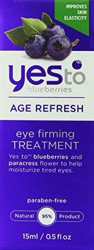 Yes to Blueberries Eye Firming Treatment, 0.5 Fluid Ounce (Yes Eye Cream compare prices)