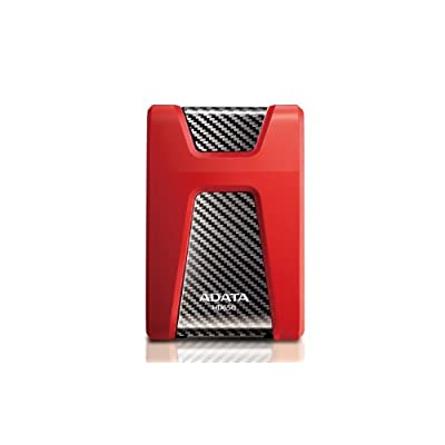 1TB DashDrive HD650 USB 3.0Red