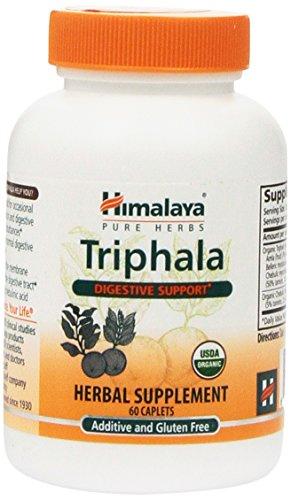 Himalaya Triphala, 60 caplets