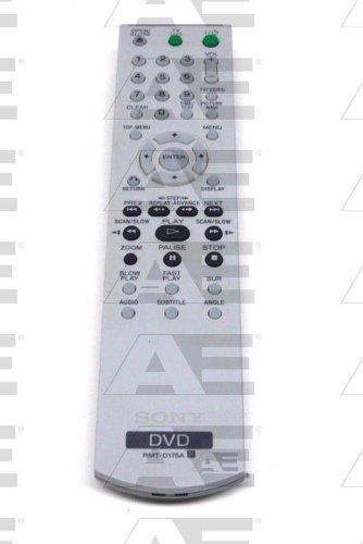 Sony RMT-D175A Remote Control (Sony Control Remote compare prices)
