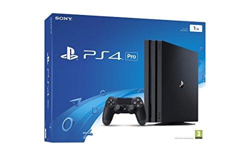 PlayStation 4 (PS4) 1TB Pro - Consola