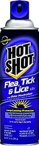 Hot Shot® Flea, Tick & Lice Killer Aerosol, 14-Ounce Spray