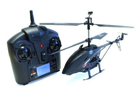 Imagen de Nuevo con cámara de vídeo! UDI U13A 3 canales de metal de 2,4 GHz Helicóptero w / cámara de vídeo