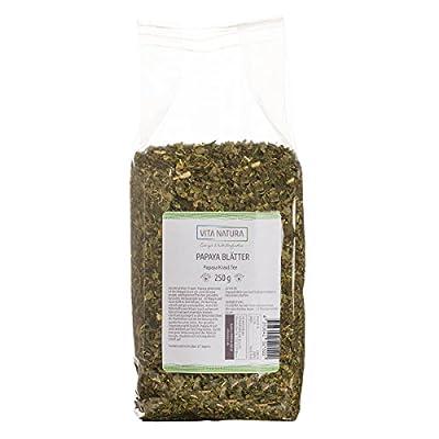 Papayablätter Tee (Papayakraut, Papayatee) 250 g