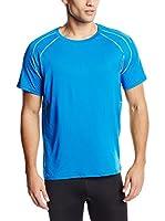 C.P.M. Camiseta de Running 3C82267 (Azul)