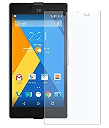 PGS Shatterproof Tempered Glass Scratch Protector For Micromax Yu Yuphoria