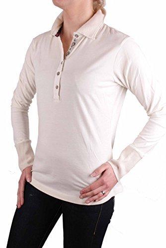Napapijri Polo da Polo a maniche lunghe panna misura XL #RIF111