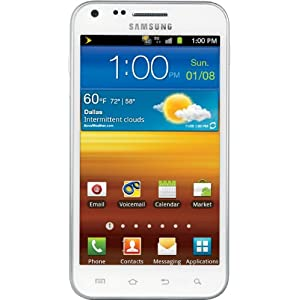 Samsung Galaxy S II Epic Touch 4G Android Phone