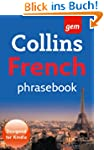 Collins Gem French Phrasebook and Dic...